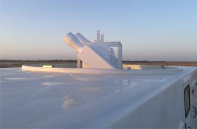 """中国向""""巴铁""""提供光学跟踪测量系统 已完成培训"""