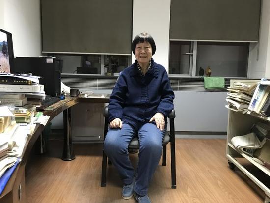 """张弥曼获""""世界杰出女科学家"""":愿更多拔尖女性出现"""