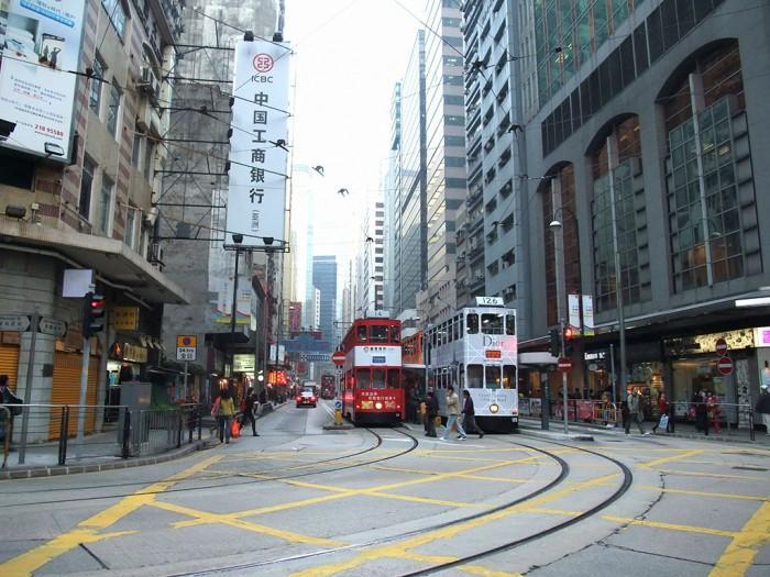 全世界都在奔向自动驾驶 香港又要被遗忘了吗?