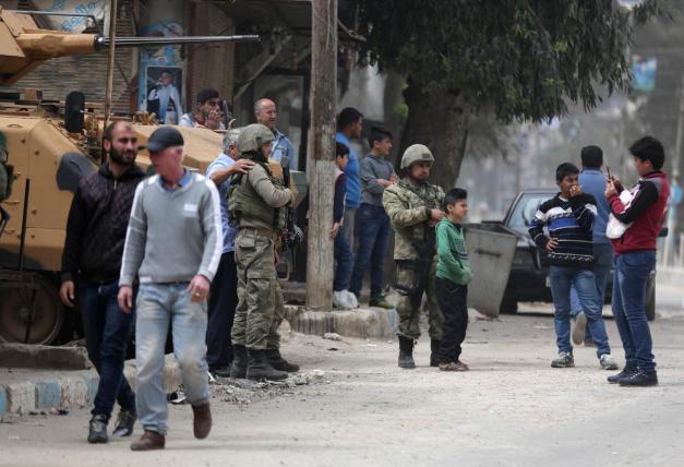 土耳其称完全控制阿夫林地区 法国批其行动不正当