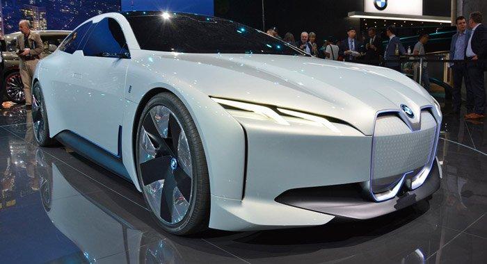 宝马:电动汽车批量生产至少2020年才能实现