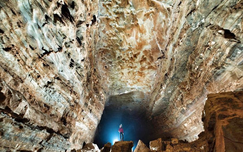 贵州双河洞成亚洲最长洞穴 探测长度达238.38公里