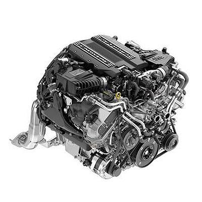 凯迪拉克发布限量版4.2升V8双涡轮增压引擎 CT6试水