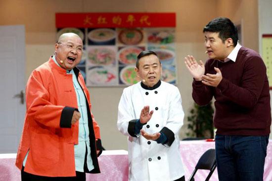 《欢乐饭米粒儿》邵峰考验孙涛夫妇惹笑话