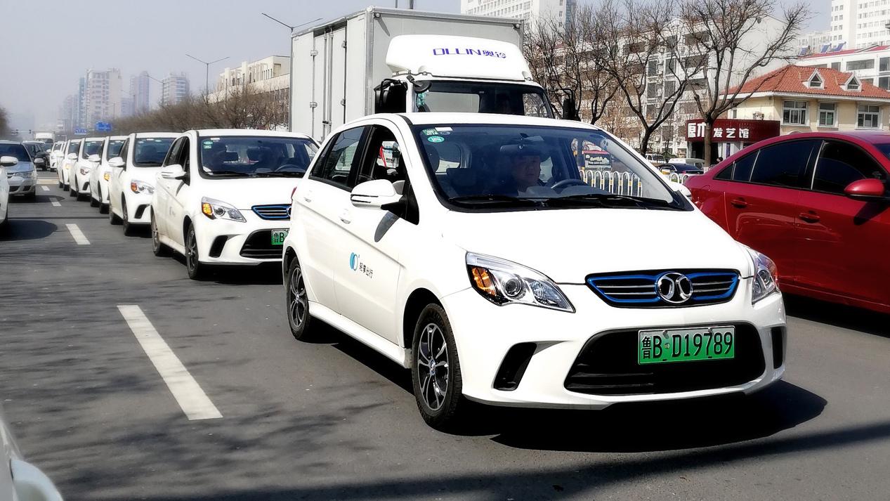 潍坊市民有福了 轻享出行宣布增投100台共享汽车