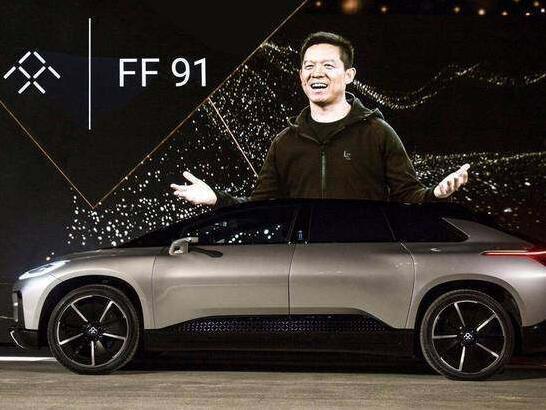 法拉第未来上诉某新能源汽车品牌窃取其专利