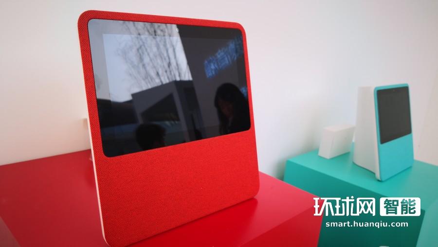 【道听图说】小度在家 可以看的智能音箱