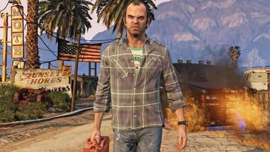 《GTA5》更新后大批玩家被封 Steam上差评暴增