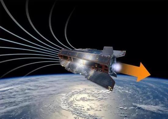 欧空局测试新推进器:低轨探测器有望永久待机