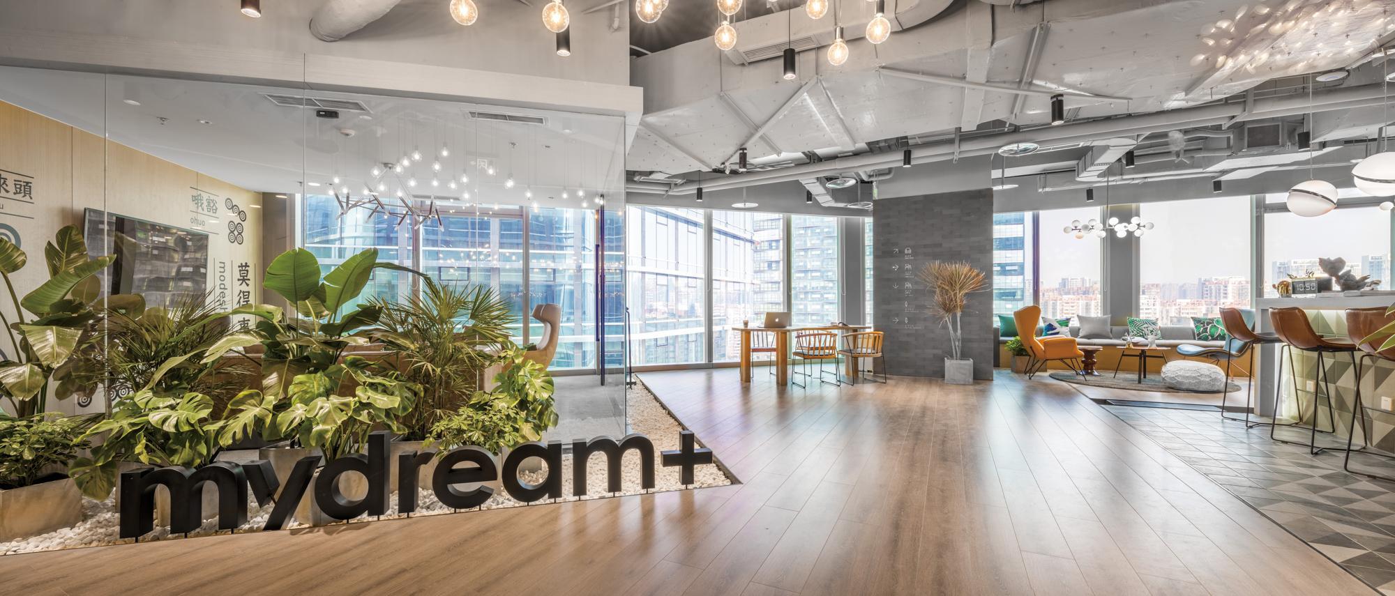联合办公领先品牌梦想加完成3亿元融资
