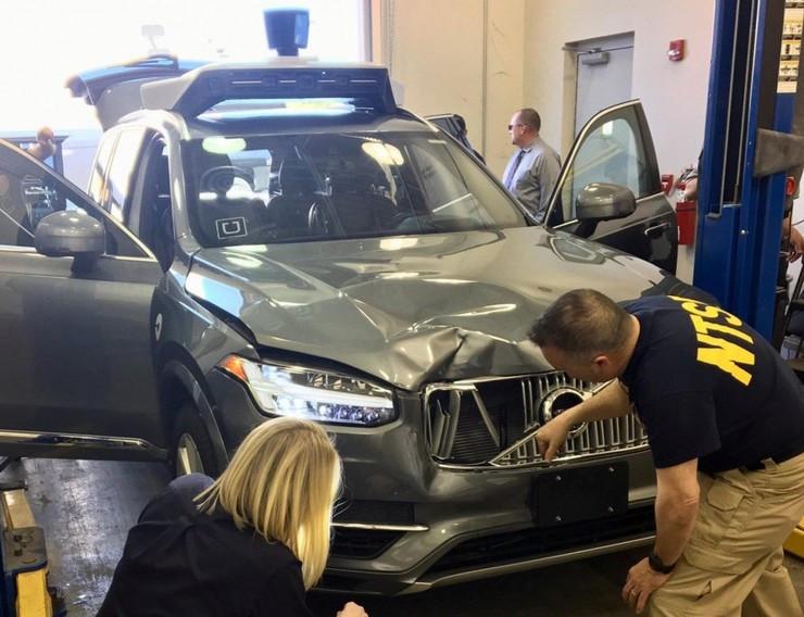后果来了 美国亚利桑那州暂停Uber无人车路测
