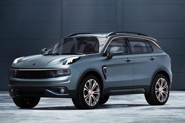沃尔沃将在比利时工厂生产领克车型 2019年欧洲上市