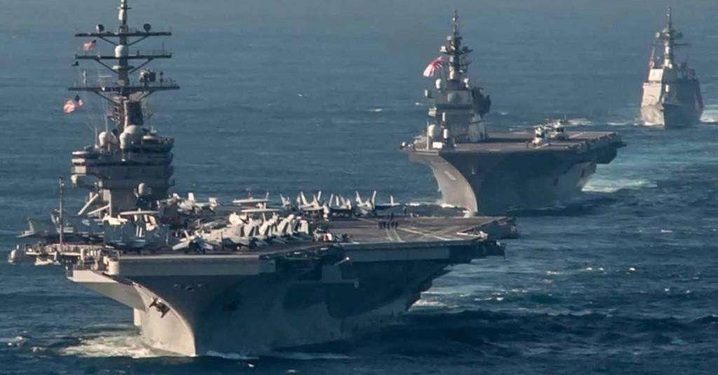 """俄专家:日本或筹建""""真正航母""""改变钓鱼岛周边力量对比"""