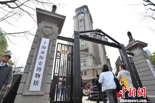 上海市历史博物馆开馆 梳理上海6000年历史脉络