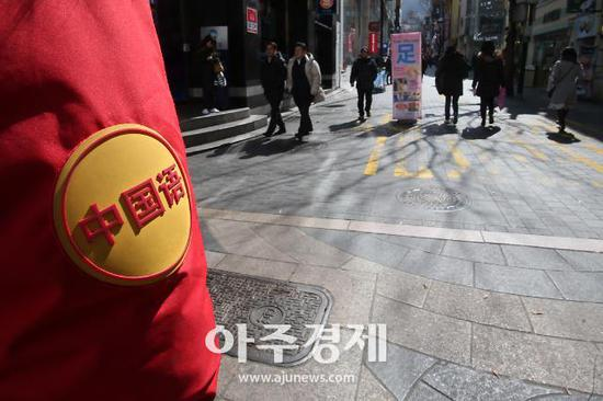 韩媒:中国游客依旧不来 韩媒借唐诗感慨!