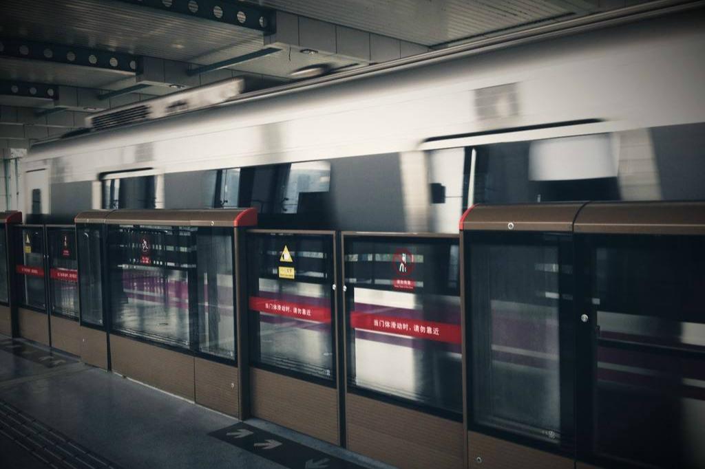 北京扫码乘地铁 首都出行更便捷