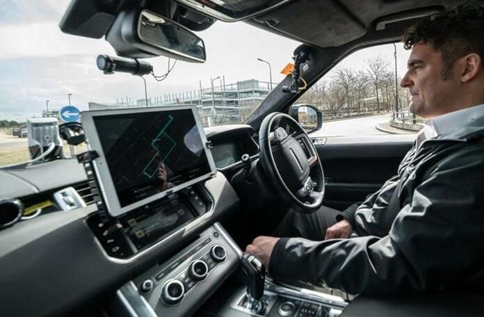 自动驾驶解锁新成就 英国公布自动驾驶停车方案