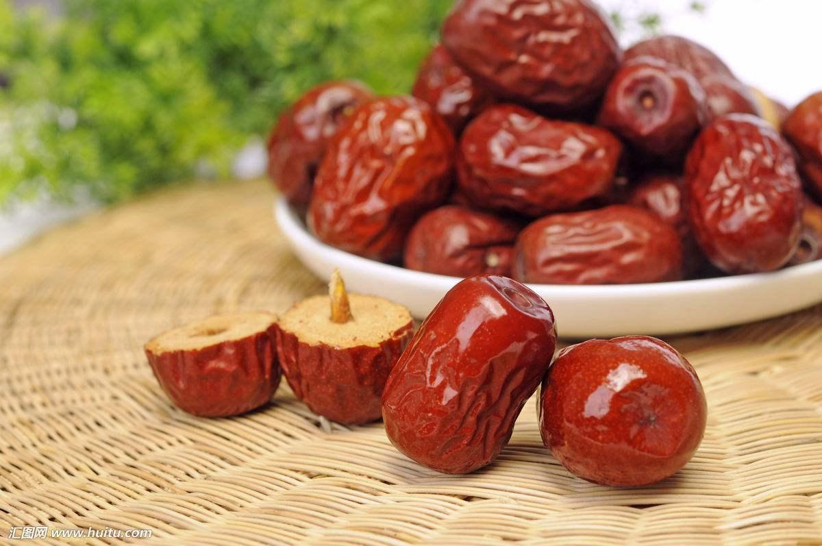 推荐六种吃红枣方法最营养