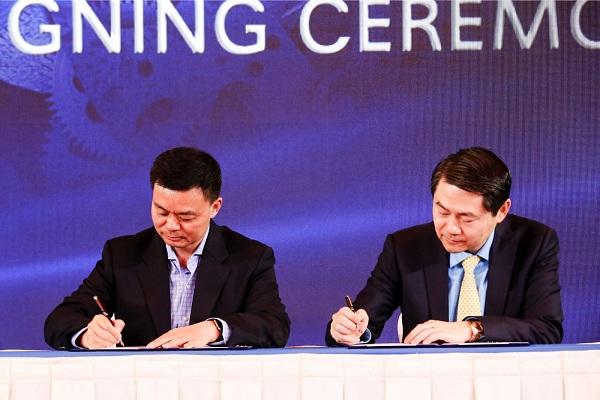 中国国际电视台(CGTN)与全球化智库(CCG)签署战略合作协议