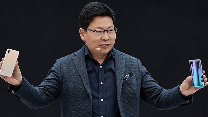 余承东:没有美国市场 华为也要成为顶级手机制造商