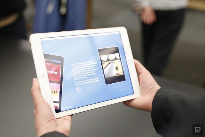新iPad媒体评论出炉:亮点是支持Apple Pencil