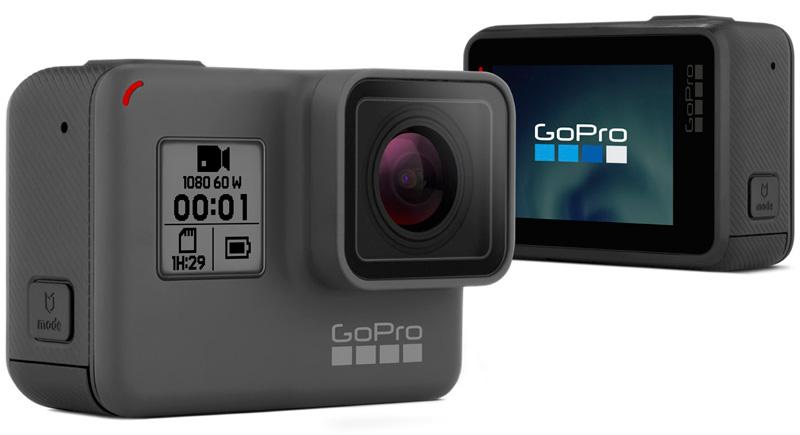 传闻GoPro新款入门级HERO运动相机或定价200美元