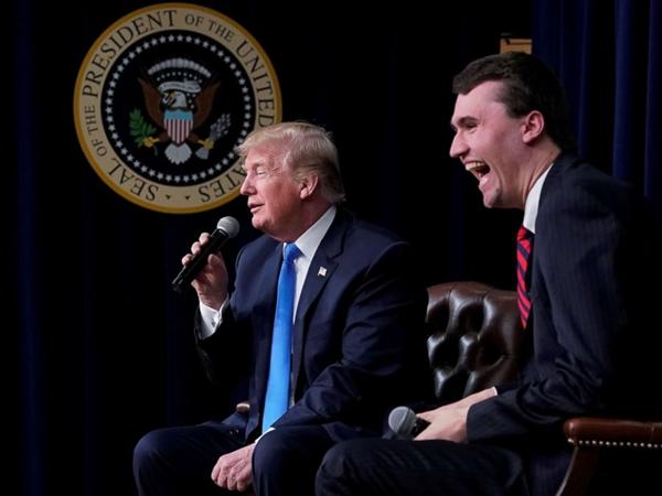外媒:你会给25岁的自己什么忠告?特朗普:别竞选总统