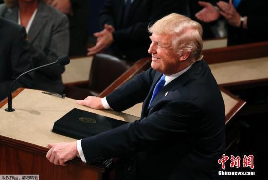 未获美国会拨款建造边境墙 特朗普欲要军方出钱