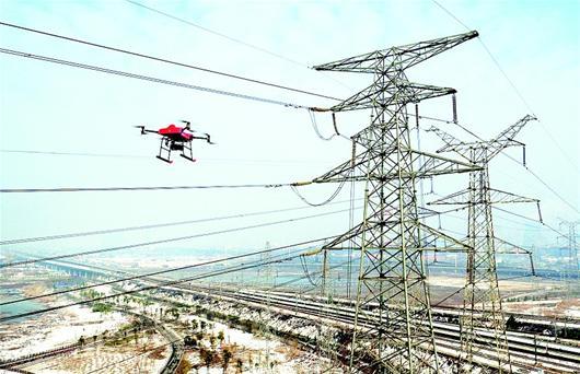 2025年广东电网无人机将实现全部自动驾驶