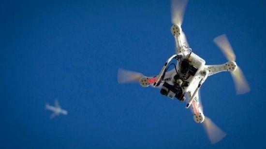 即将降落时惊现无人机 吓坏新西兰航空机组人员
