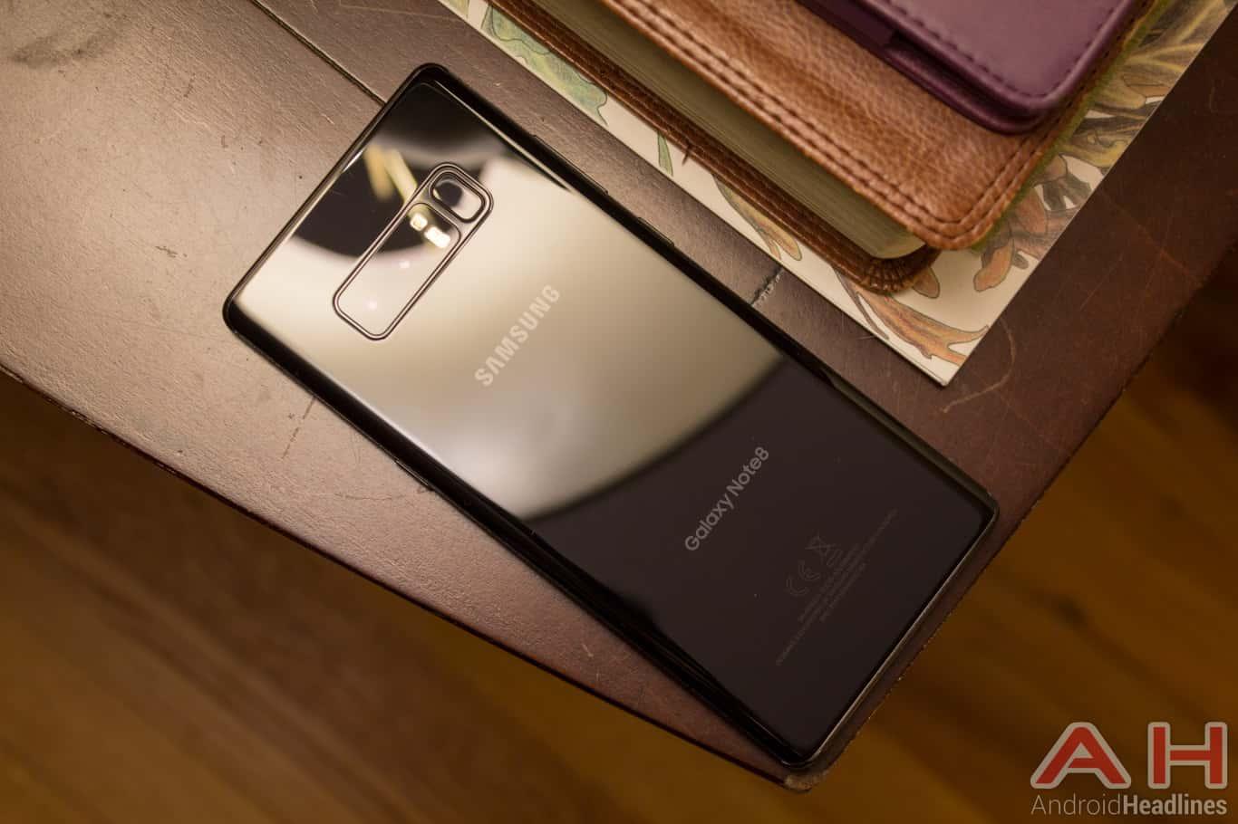 三星Galaxy Note9现身 搭载骁龙845+安卓8.1