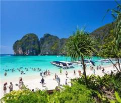 环境受损?泰政府下令每年6至9月关闭玛雅湾