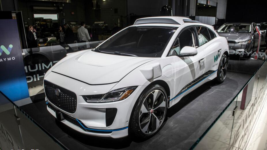 Waymo再添豪车 改装捷豹I-Pace无人车2020年入列