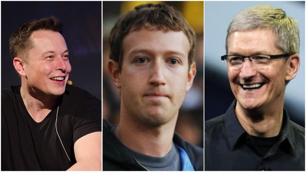 继马斯克删脸书帐号 库克批评:我不会跟脸书一样
