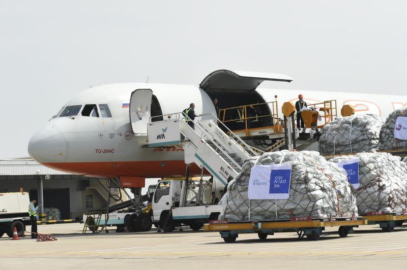 菜鸟开通首条洲际航线 中国出口欧洲最快5天可达