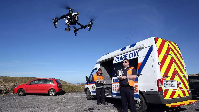 爱尔兰团队研发无人机交通管理系统获大力支持