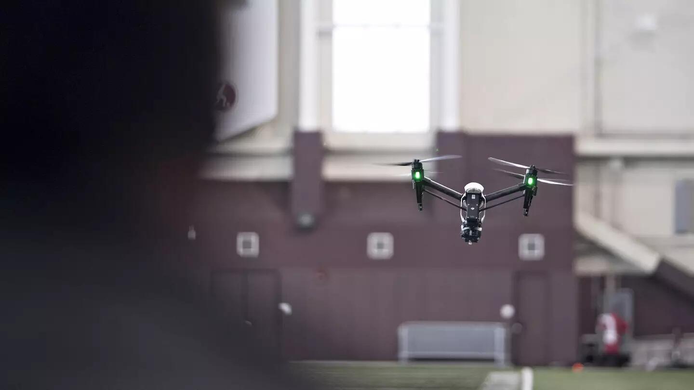 密歇根大学无人机实验室正式开放 研究自动驾驶的学生有福了