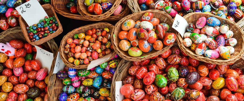 复活节即将到来