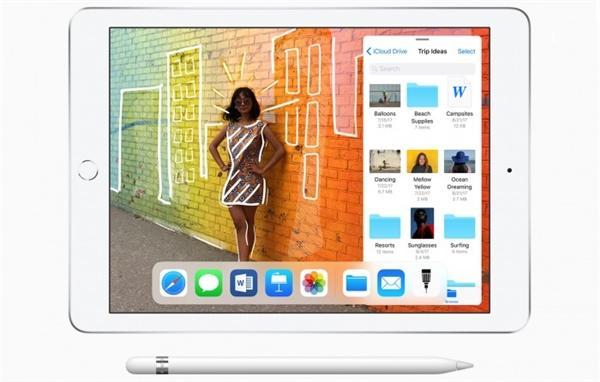 苹果发布iOS 11.3正式版:只针对新iPad!