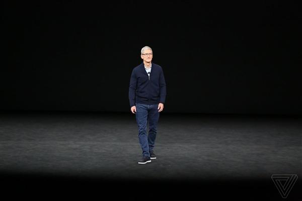 苹果CEO库克:iPhone是美国制造
