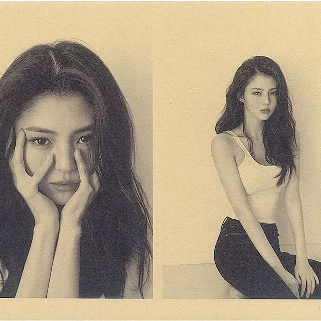 """被这张""""明星综合症""""的脸美到了!这个韩国小姐姐长得真的好像宋慧乔和吴亦凡…"""