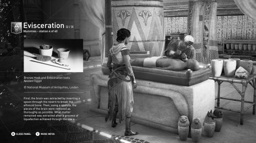 游戏的潜力 《刺客信条》:从战斗变旅游