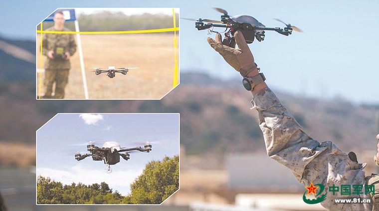 """小微型战术无人机:你是我的""""眼"""""""