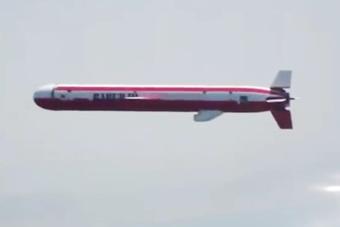 巴铁兄弟再次成功试射潜射巡航导弹 可携核弹头