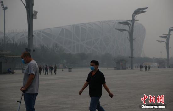 北京修改大气污染物防治条例 部分罚款上限翻10倍
