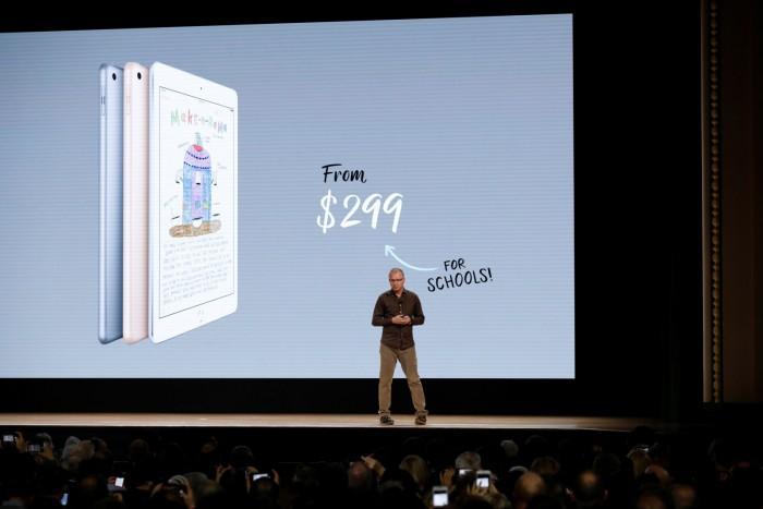 教育工作者们对新iPad的看法:还是贵了