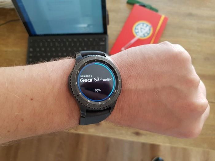 三星Gear S4细节曝光 新增深度睡眠追踪等功能