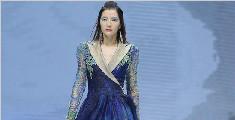 中国国际时装周 金顶奖设计师 刘薇