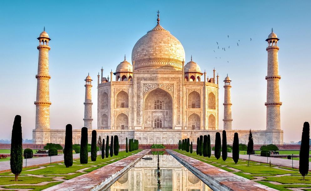 不得超过3小时!印度政府将限制游客参观泰姬陵的时间