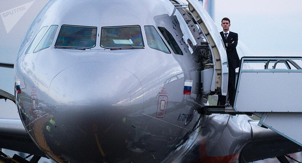 俄航飞机在伦敦机场遭检 俄外交部发言人:英国政府又一次挑衅!